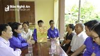Thăm hỏi, tặng quà gia đình chính sách nhân ngày 27/7 ở các địa phương