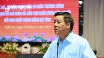 Nguyên Thứ trưởng Hoàng Xuân Lương đánh giá việc thực hiện lời dặn của Bác đối với miền Tây Nghệ An