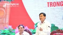 Chủ tịch UBND tỉnh Nghệ An nêu những nguy cơ đối với khu vực giàu tiềm năng nhất