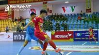 Khai mạc giải Futsal cúp Quốc gia 2019 tại Nhà thi đấu Quân khu 4