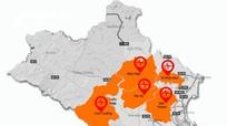 Xuất hiện động đất tại huyện miền núi Nghệ An
