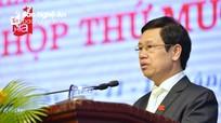 Khai mạc trọng thể kỳ họp thứ 12, HĐND tỉnh Nghệ An khóa XVII