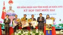 Nghệ An: Trao thưởng Huân chương Lao động của Chủ tịch nước cho 4 cá nhân