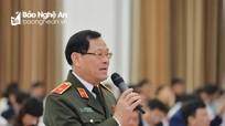 Tướng Nguyễn Hữu Cầu: Sẽ tăng cường gần 1.000 cán bộ, chiến sĩ công an về xã trước Tết