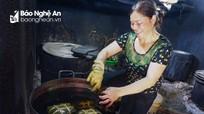 Khám phá cách để có nồi bánh chưng Tết 'đúng điệu' của người dân Nghệ An