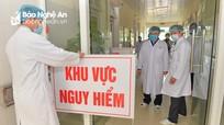 Ban Thường vụ Tỉnh ủy Nghệ An chỉ đạo khẩn cấp phòng, chống dịch bệnh Corona