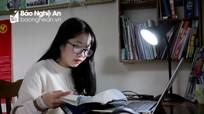 Giải Nhất Tiếng Anh quốc gia: Chưa hài lòng dù đã có thư mời của 4 trường đại học nước ngoài