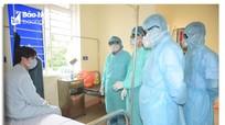 Những y, bác sỹ trên tuyến đầu phòng, chống dịch Covid-19 ở Nghệ An