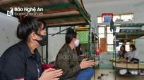 Công dân cuối cùng ở khu cách ly tuyến tỉnh tại Nghệ An được về nhà