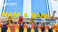 Nam A Bank khai trương chi nhánh Nghệ An