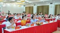HĐND tỉnh thông qua 10 nhóm nhiệm vụ kinh tế - xã hội trọng tâm