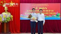 Nghệ An dự kiến tổ chức Lễ tuyên dương học sinh giỏi vào ngày 19/9