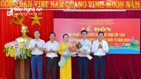 Lễ đón học sinh đầu tiên của Nghệ An giành Huy chương Vàng Olympic Hóa học quốc tế