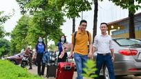 Đoàn y bác sĩ Nghệ An chính thức lên đường vào Đà Nẵng chống dịch Covid-19