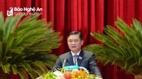 Toàn văn phát biểu bế mạc Đại hội đại biểu Đảng bộ tỉnh Nghệ An lần thứ XIX của đồng chí Bí thư Tỉnh ủy Thái Thanh Quý