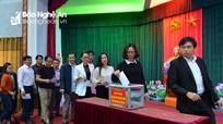 Báo Nghệ An phát động ủng hộ đồng bào miền Trung bị lũ lụt