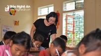 'Với người Cò Phạt, các thầy cô là ân nhân'
