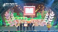 Yên Thành tổ chức Lễ công bố huyện đạt chuẩn nông thôn mới và đón nhận Huân chương Lao động hạng Ba
