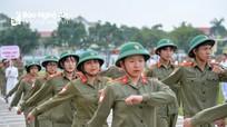 Hội thao Quốc phòng và An ninh lần đầu tiên được tổ chức tại Nghệ An