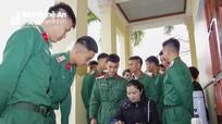 Bộ chỉ huy Quân sự tỉnh hướng nghiệp cho chiến sĩ hoàn thành nghĩa vụ quân sự