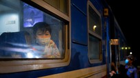 Ga tàu, bến xe Nghệ An vắng khách ngày cuối năm