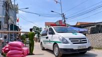 Giám đốc Sở y tế: Các địa phương cần kích hoạt ngay công tác phòng chống dịch Covid-19