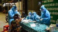 70 trường hợp F1 của bệnh nhân Covid-19 ở Hưng Dũng phân tán tại nhiều địa phương