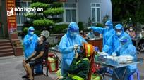 Sáng 2/7, Nghệ An phát hiện thêm 4 ca nhiễm Covid-19, đều đã được cách ly từ trước