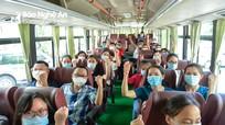 60 y, bác sĩ tình nguyện Nghệ An lên đường tăng viện TP. Hồ Chí Minh chống dịch Covid-19