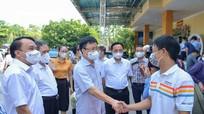60 y, bác sĩ Nghệ An xuất quân vào tỉnh Bình Dương chống dịch Covid-19