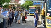 Video: 60 cán bộ, nhân viên y tế Nghệ An chi viện cho Bình Dương chống dịch