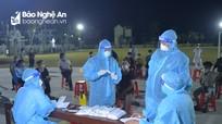 Sáng 29/8, Nghệ An ghi nhận 14 ca nhiễm Covid-19 mới, phần lớn đã được cách ly từ trước