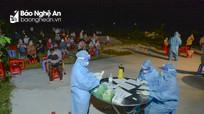 Sáng 30/8, Nghệ An có 48 ca nhiễm Covid-19 mới, nhiều ca được phát hiện nhờ xét nghiệm sàng lọc