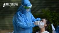 Chiều 24/8, Nghệ An có 69 trường hợp nhiễm Covid-19 mới, phần lớn đã được cách ly từ trước