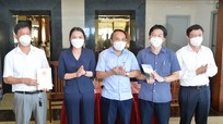 Nghệ An gặp mặt, tri ân đoàn công tác ngành y tế tỉnh Hà Tĩnh