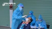 Chiều 1/9, Nghệ An ghi nhận 46 ca nhiễm Covid-19, hầu hết đã được cách ly từ trước