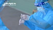 Chiều 9/9, Nghệ An có 3 ca nhiễm Covid-19 mới, trong đó 2 ca được cách ly từ trước