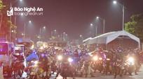 Nghệ An: Hỗ trợ người dân từ các tỉnh, thành phía Nam về quê an toàn