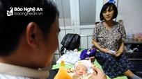 Nghệ An: Những công dân chào đời vào thời khắc năm mới