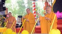 Công bố quyết định bổ nhiệm trụ trì chùa Đức Hậu