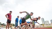 Những hình ảnh ấn tượng ở ngày thi đấu thứ nhất Đại hội TDTT tỉnh Nghệ An