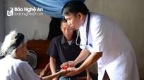 Sẽ xây dựng 6 trạm y tế thành mô hình điểm