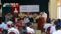 Phục hồi lễ hội thờ cúng thần rừng đầu năm ở huyện Quế Phong