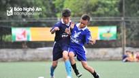 Highlight: TN Yên Thành (đen) - TN Quỳ Hợp (tím) (4-0)