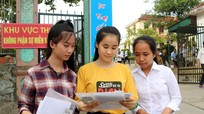 Nóng: Bộ Giáo dục công bố đề và đáp án thi THPT quốc gia