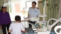 Nhiều cơ sở hành nghề y dược ở Nghệ An không phép vẫn hoạt động