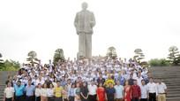 Nghệ An xuất quân tham dự Đại hội Thể dục Thể thao toàn quốc