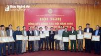 6 đơn vị nhận Cờ thi đua xuất sắc của Hội Cựu chiến binh Việt Nam