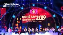 Chương trình nghệ thuật Chào năm mới 2019 tại Nghệ An