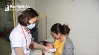 Nghệ An: Tăng đột biến số bệnh nhi mắc sởi